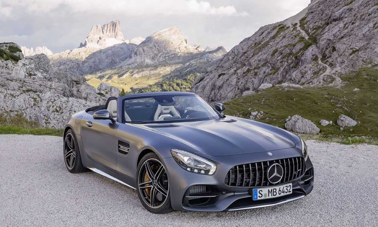 Mercedes celebrates 50th anniversary with three new special edition vehicles